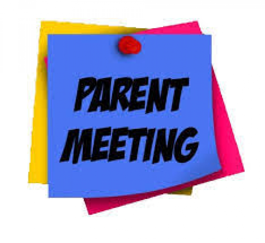 Parent meeting images