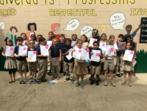 2nd Graders become Published Authors!